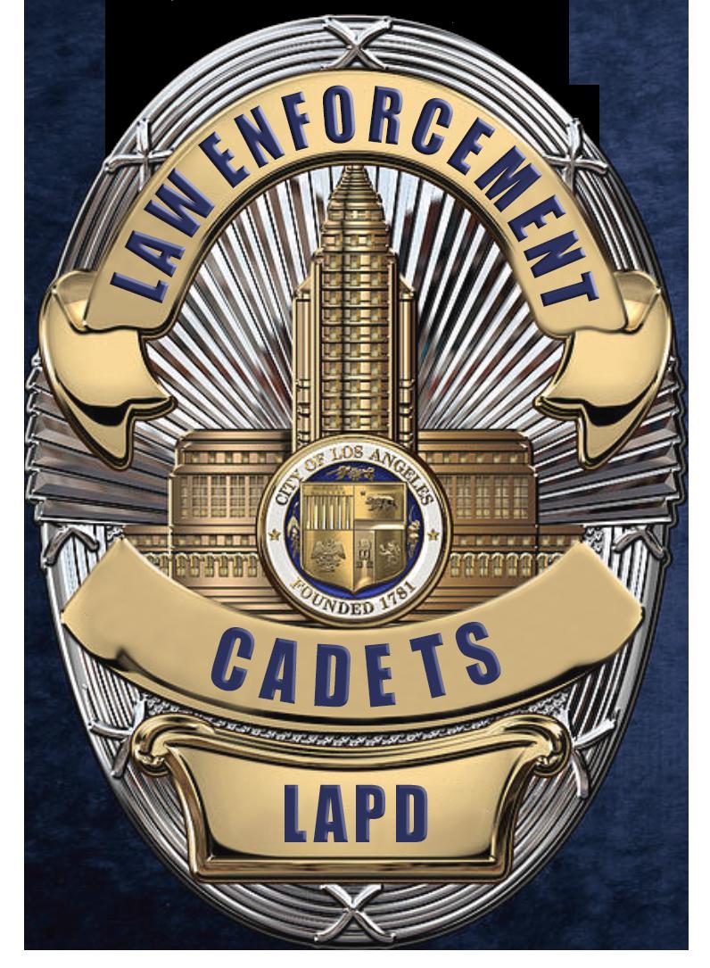 LAPD CADETS